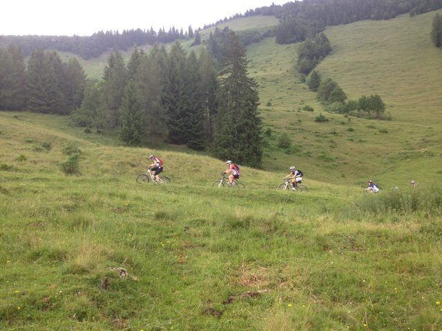 Mountainbiketouren